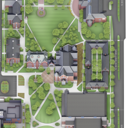 Campus Map Macalester College