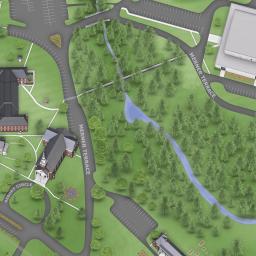 Campus Map | Pfeiffer