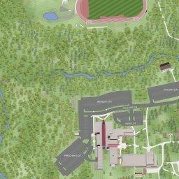 Campus Map 1 Penn State Behrend