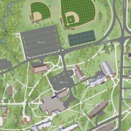penn state behrend campus map Campus Map 1 Penn State Behrend penn state behrend campus map