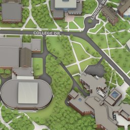 babson college campus map Babson College babson college campus map