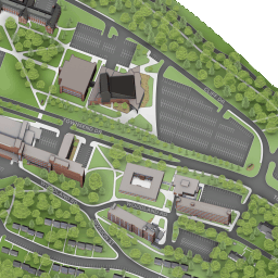 Campus Map | Michigan Technological University