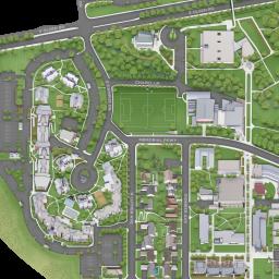 cal lutheran campus map Cal Lutheran Map cal lutheran campus map