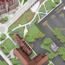 The University of Tennessee - Campus Map