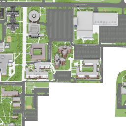 Texas Am Campus Map.West Texas A M University Campus Map