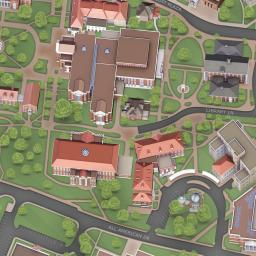 university of mississippi campus map University Of Mississippi university of mississippi campus map