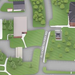 guilford college campus map Campus Map And Parking Guilford College guilford college campus map