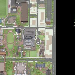 University Of Denver Campus Map Campus Maps | University of Denver