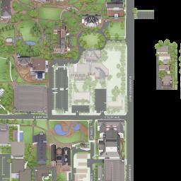 University Of Denver Campus Map University of Denver