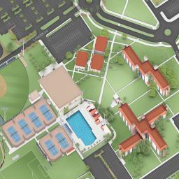 California Baptist University Campus Map