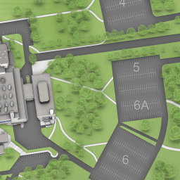 CVPA Main Campus Map | College of Visual & Performing Arts ...