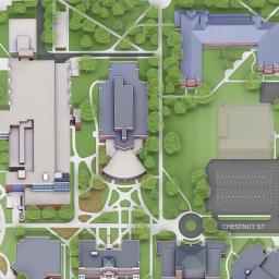 Interactive Map Indiana State University