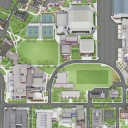 Boise State University Campus Map