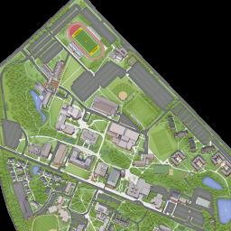 map of rowan university campus Rowan University Nj map of rowan university campus