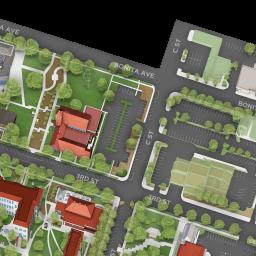 la verne university campus map University Of La Verne Campus Map The University Of La Verne la verne university campus map