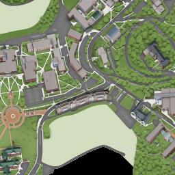 Western Carolina University - Campus Map