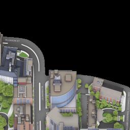 Massachusetts General Hospital - Main Campus Map